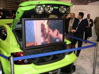 Samochód demo Pioneera