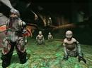 Jeden z pierwszych screenshotów z dodatku do gry Doom 3 pt. Resurection of Evil