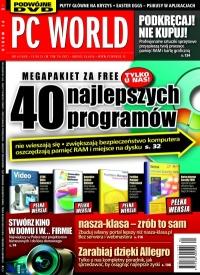 Artykuł pochodzi z czasopisma PC World 4/2009