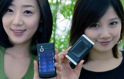 Telefon LG z bateriami słonecznymi  ma szansę stać się hitem wśród użytkowników prepaidów, jego posiadacz będzie bowiem oszczędzał i na połączeniach, i na rachunkach za energię elektryczną.