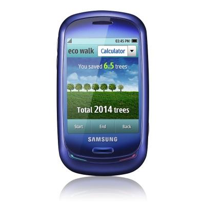 Również Samsung ma coś dla miłośników maksymalnego cięcia kosztów: model Solar ładuje się sam dzięki bateriom słonecznym zintegrowanym z obudową.