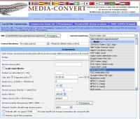 Media-Convert imponuje ilością obsługiwanych formatów