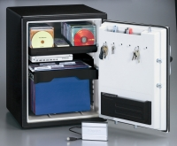 Wymiary sejfów są tak dobrane, by zmieściły się w nich powszechnie używane nośniki pamięci (np. płyty CD/DVD), a także urządzenia elektroniczne, a w szczególności laptopy.