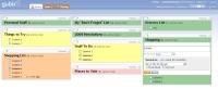 Obszar roboczy gubba można prawie dowolnie zorganizować. Układ 2-, 3-, 4-kolumnowy? Dwa kliknięcia i gotowe.