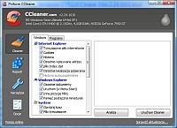 CCleaner - jeden z najpopularniejszych bezpłatnych zestawów do czyszczenia dysków i rejestru