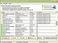 SUMo to jedna z lepszych aplikacji w naszym porównaniu i jest w polskiej wersji językowej.