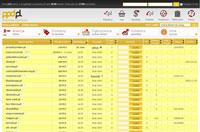 W serwisie PPD.pl działa internetowa giełdę domen i usługa przechowywania nieopłaconych adresów.