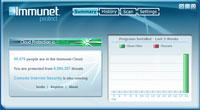 Immunet Protect to kolejny po Panda Cloud Antivirus bezpłatny program antywirusowy działający w chmurze. Korzysta z niego już 70 tys. użytkowników.