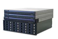 Omneon Media Server System to przykład zestawu urządzeń sieciowych ulokowanych w obudowach typu rack.