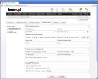 Po wykupieniu hostingu możesz założyć własną skrzynkę pocztową w swojej domenie. Cała procedura trwa tylko kilka minut.