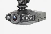 Rejestrator GoClever - diody doświetlające umożliwiają nagrywanie w warunkach nocnych