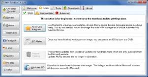 WinToolkit to bardzo funkcjonalne narzędzie do tworzenia indywidualnego nośnika instalacyjnego Windows.
