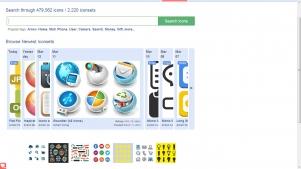 Serwis internetowy Icon Archive zapewnia bogate zbiory ikon bezpłatnych do prywatnego użytku, które pomogą ci nadać jednolity wygląd ikonom przypiętym do paska zadań.