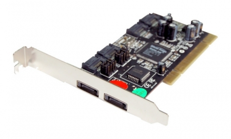 Kontroler SATA podłączany do magistrali PCI