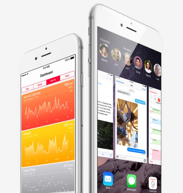 Apple iPhone 6 i iPhone 6 Plus