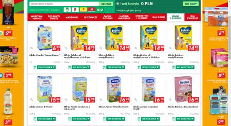 W AuchanDirect.png kupisz wszystko co potrzebne do żywienia i pielęgnacji dziecka.