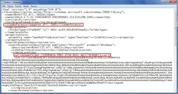 W plikach konfiguracyjnych XML są zapisane foldery docelowe bibliotek i ich domyślne ikony. W razie potrzeby można je dowolnie zmieniać.