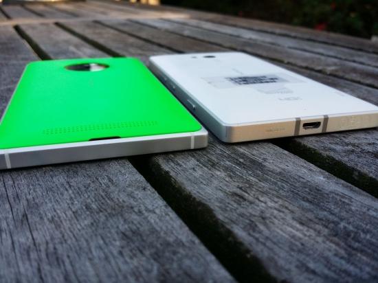 Lumia 830 kontra Lumia 930