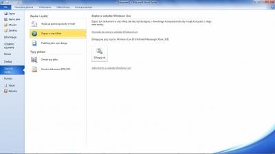 Domyślnie nie można przypisać litery dysku skrytce w usłudze OneDrive. Aby to zrobić, trzeba skorzystać ze specjalnej sztuczki i aplikacji pakietu Office 2007 lub 2010.