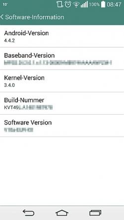 Wersję Androida i numer kompilacji znajdziesz w ustawieniach systemu. Obie informacje są konieczne do wybrania właściwej wersji alternatywnego oprogramowania Custom ROM.