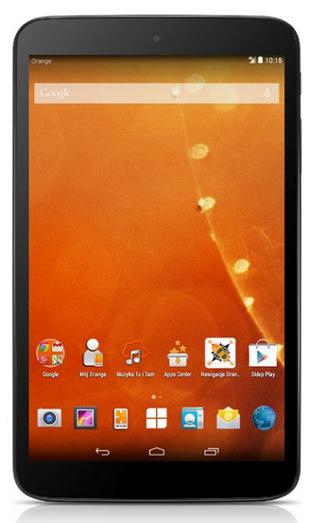 Sego to pierwszy na polskim rynku tablet syngowany marką Orange. Wysoka jakość wykonania, przyzwoite parametry, a przy tym atrakcyjna cena jak na model z wbudowanym modemem LTE.