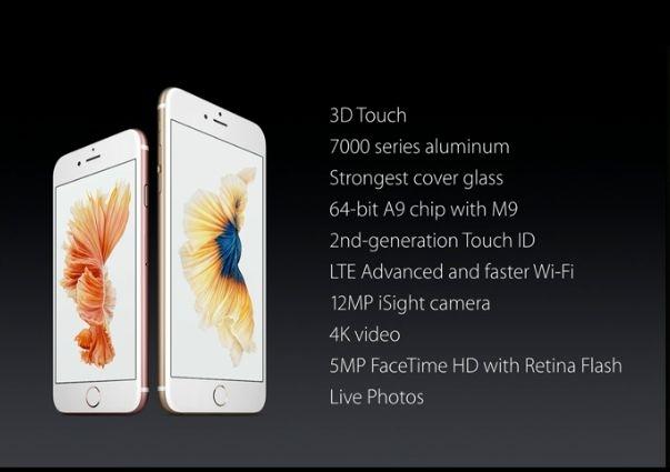 iPhone 6s i iPhone 6s Plus: kluczowe cechy