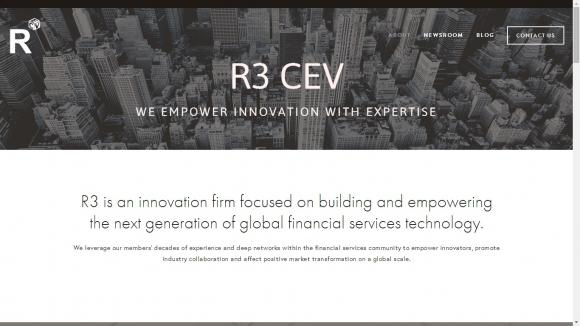 Dziewięć renomowanych instytucji finansowych zleciły start-upowi R3 Cev tworzenie narzędzi do obsługi sektora finansowego, przekazując na ten cel środki pieniężne.