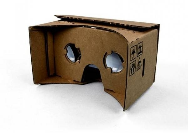 Gogle Google Cardboard mogądoczekać się następcy