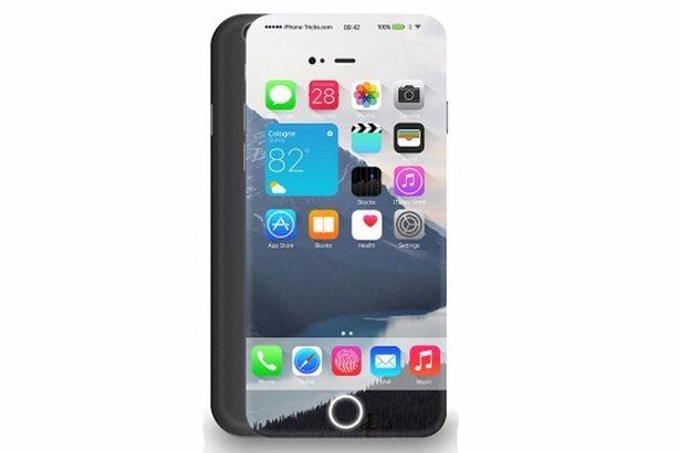 Ta koncepcja z ConceptsiPhone pokazuje, jak może wyglądać wyświetlacz OLED iPhone bez ramek.