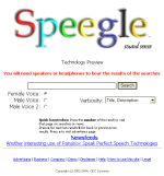 Wyszukiwarka Speegle